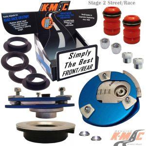 BMW strut top mount kit Camber Caster, adjuster