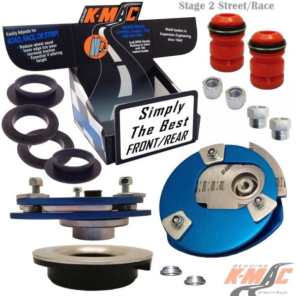 BMW strut top mount kit Camber Caster, adjuster