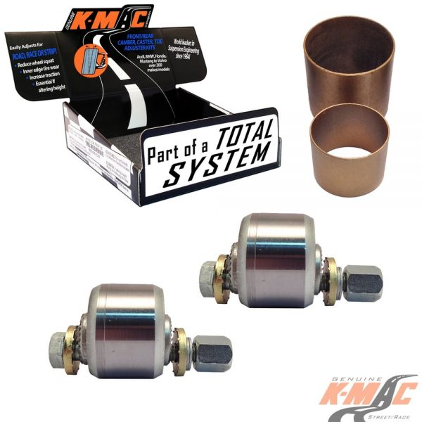 BMW Camber bush kit, adjuster