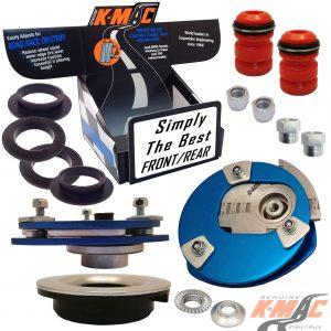 K-mac BMW camber caster toe strut adjust kit