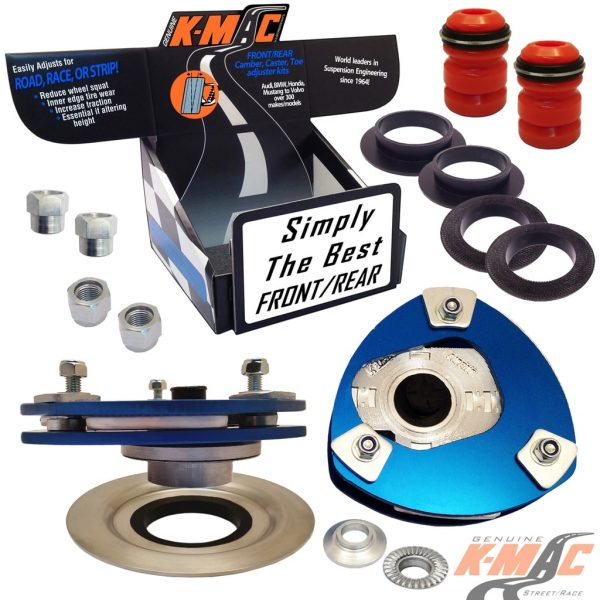Holden GM Pontiac strut top mount kit Camber Caster stage 2 stage 3 adjuster