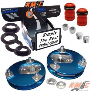 Subaru strut top mount kit Camber Caster, adjuster