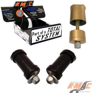Mercedes Camber Caster bush kit, adjuster