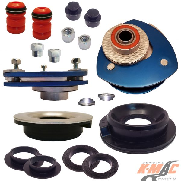 K-mac BMW front camber caster toe strut adjustment kit 192416-2 bottom view.